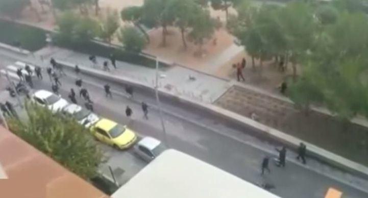 Reyerta entre ultras del Deportivo de la Coruña y del Atlético de Madrid la que murió Jimmy