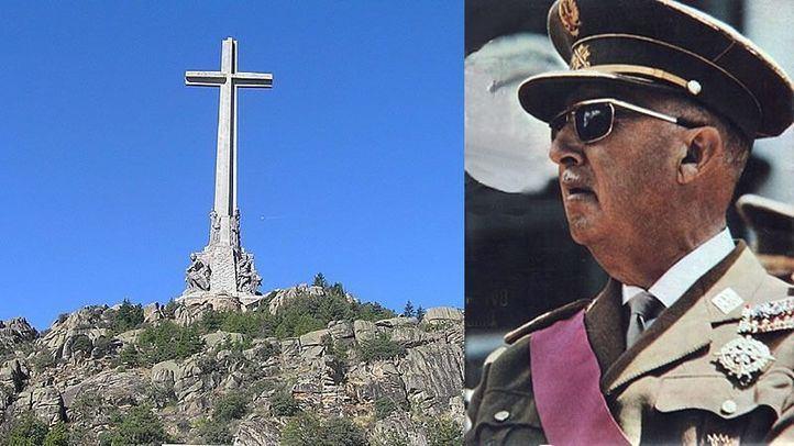 Franco saldrá del Valle de los Caídos antes del mes de agosto