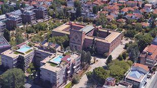 Estado original del Convento de las Damas Apostólicas