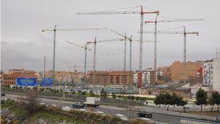 El precio de la vivienda subió un 8% en Madrid