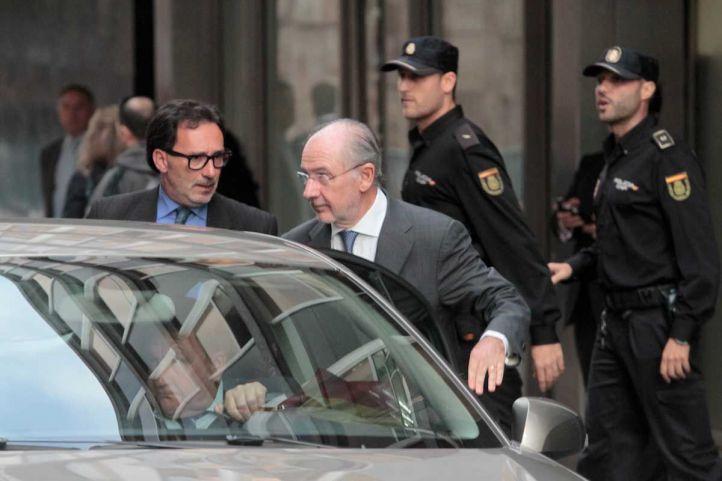 Lista de morosos de Hacienda: entran Rato y Bosé y vuelve Alves