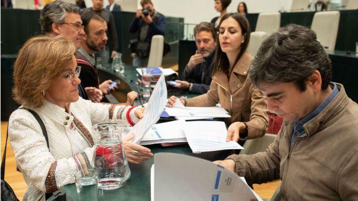 El PSOE, decidido a apoyar los Presupuestos de Ahora Madrid
