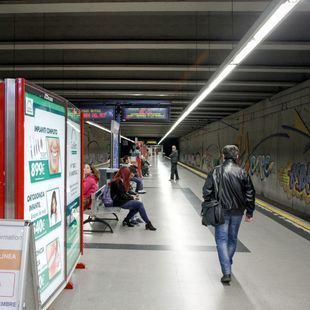 Cerrada por obras la línea 9b entre Arganda y Rivas
