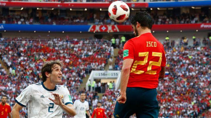 España, eliminada: Rusia apea a la campeona en los penaltis