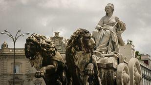 Fuente de la diosa Cibeles.