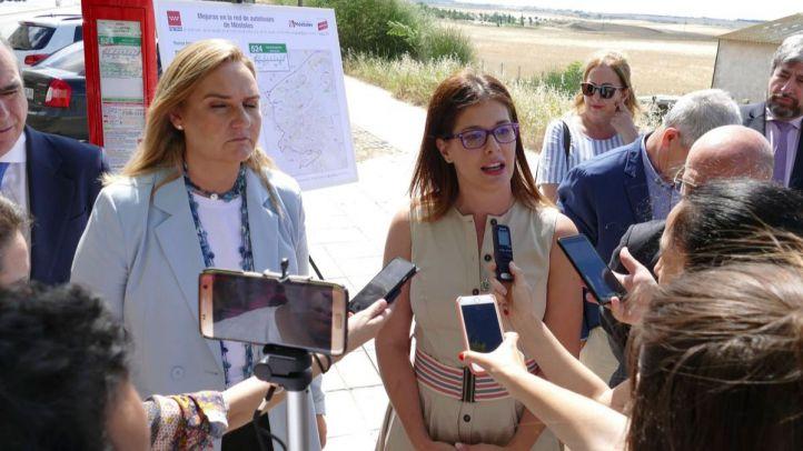 El sur de Móstoles ya conecta con Madrid: la Comunidad inaugura la línea 524