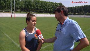 Patricia García, el futuro del rugby femenino