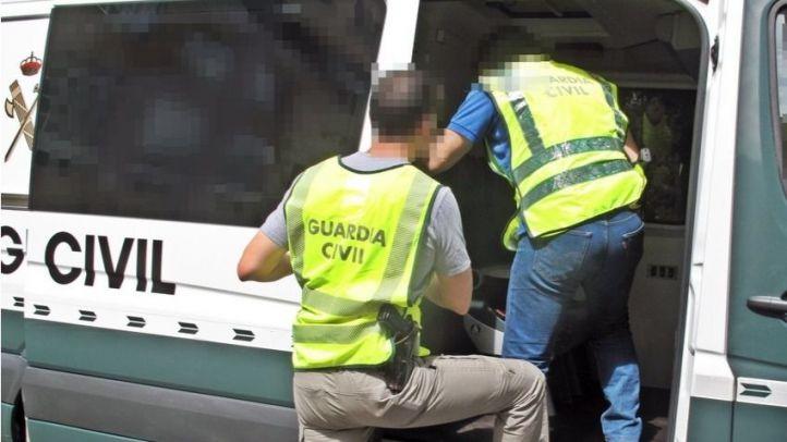 Ocho detenidos por asaltar casas en Torrelodones