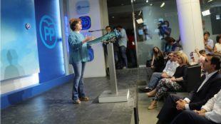 Santamaría ofrece a Casado sumarse a su candidatura