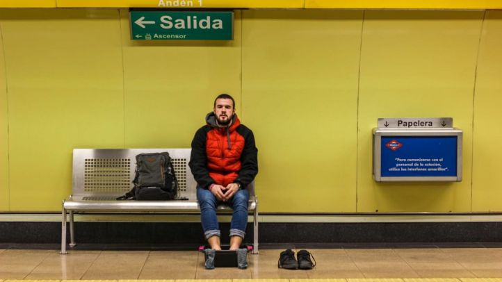 De Madrid al Metro: viajes a golpe de risa