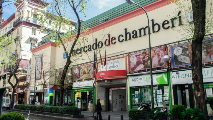 Mercado de Chamberí: 75 años sin perder su esencia castiza