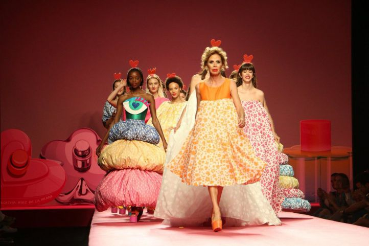 Madrid, 'pasarela' de la moda española