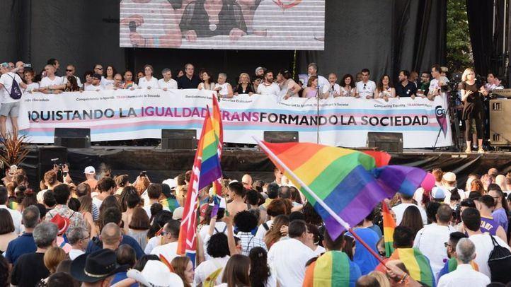 La diversidad arcoiris toma Madrid