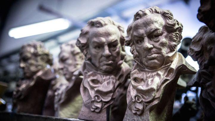 Los Goya abandonan Madrid por Sevilla