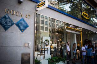 Ikea abre su segunda tienda urbana en Goya