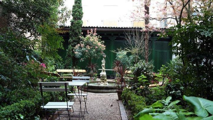 Jardín del Magnolio