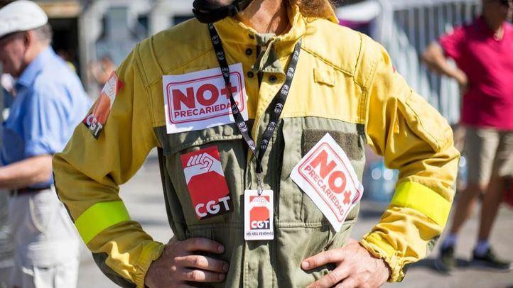 Los agentes forestales de CCOO rechazan el convenio laboral con la Comunidad