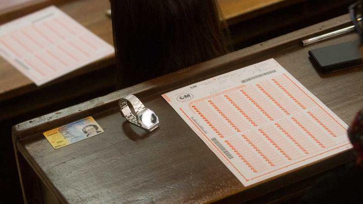 Las últimas oposiciones docentes han dejado un alto número de suspensos.
