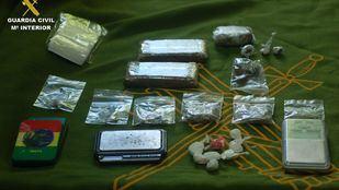 Detenidos 15 menores por venta de droga en colegios de la Sierra