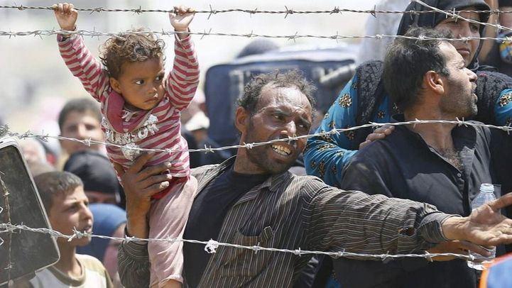 Entre 2015 y 2017, el Gobierno de Rajoy debía tramitar 19.449 solicitudes de asilo