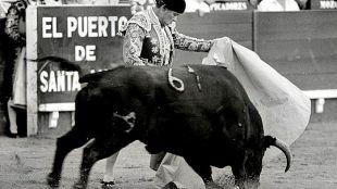 Curro Romero, a comisaría por negarse a matar un toro