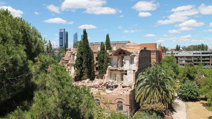 El PSOE critica a la Comunidad por no proteger la totalidad de las Damas Apostólicas