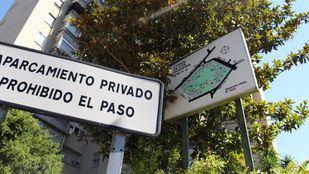 Parking de Ciudad de los Periodistas, 'jungla' de discordia
