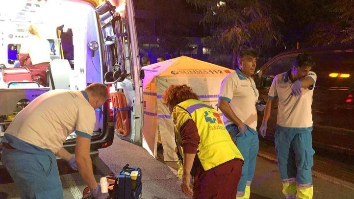 Detenidas tres personas por el asesinato del joven de 'Sanse'