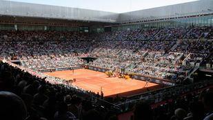 La Caja Mágica es sede del Mutua Madrid Open de Tenis.