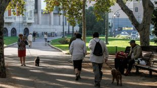 Un pasillo peatonal conectará Ferraz con Plaza España