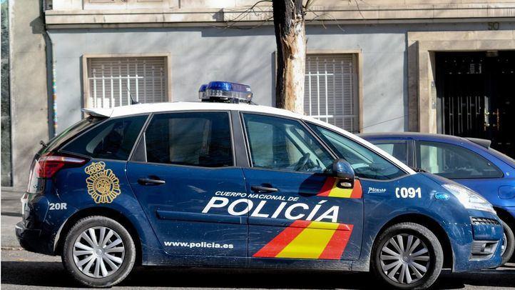 Detenidos dos miembros de la 'banda del Rolex'