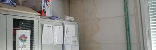 El colegio Ciudad de Jaén busca una salida a décadas de desperfectos