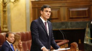 Pedro Sánchez confirma que exhumará los restos de Franco