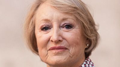 Muere Yvonne Blake a los 78 años.