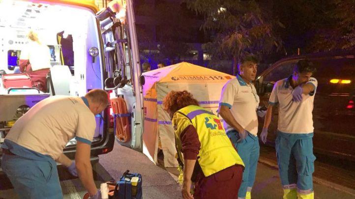 Los autores del crimen de 'Sanse' pretendían huir a Portugal