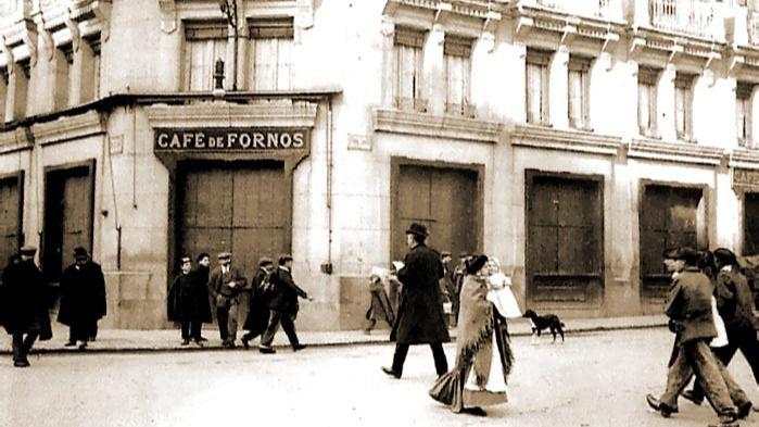 Café Fornos.