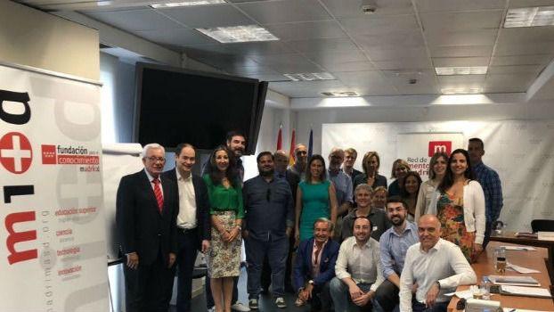 Nuevos mentores de España, Chile y Brasil amplían la red del 'business mentor madri+d'