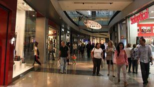 Imagen de archivo del centro comercial Plenilunio.