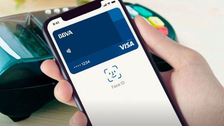 Apple Pay, ya disponible para los clientes de BBVA en España