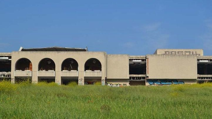 La sede de Kodak, a un paso de su demolición