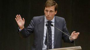 Martínez Almeida hace público su respaldo a Casado