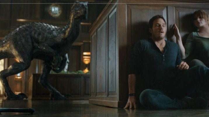 Fotograma de 'Jurassic World: El reino caído'