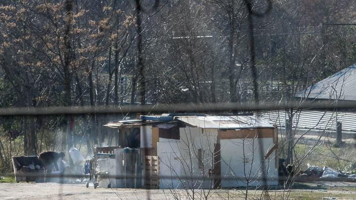 Arganzuela, Centro y Chamartín concentran el grueso de los asentamientos ilegales