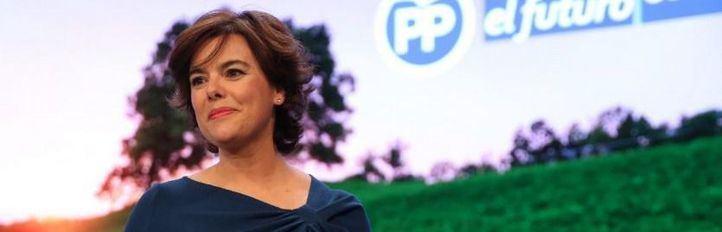 El futuro de Soraya Sáenz de Santamaría y los suyos