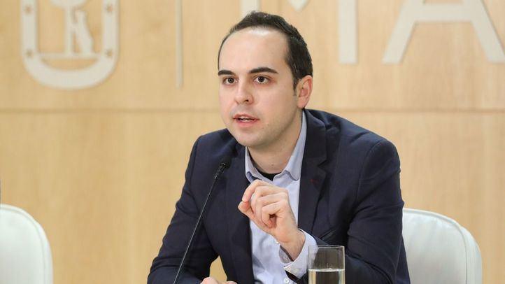 José Manuel Calvo en una foto de archivo.
