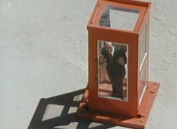 Antonio Mercero tendrá su cabina en Chamberí