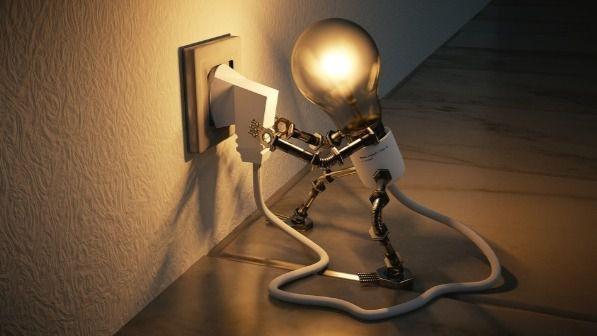 Ahorro en el consumo de luz.