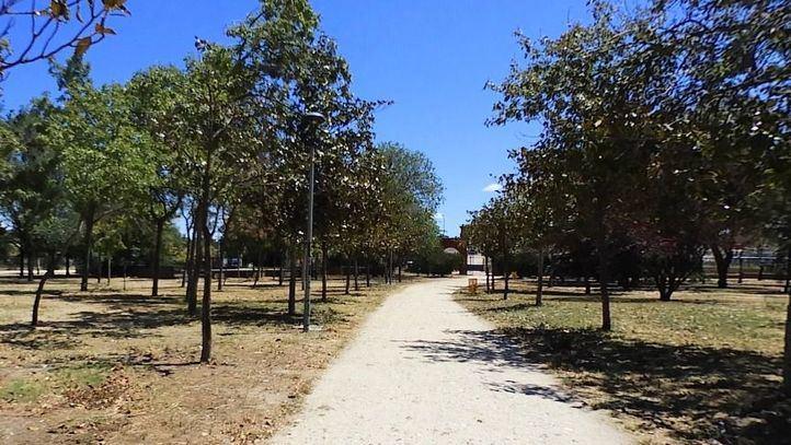Parque de El Soto de Móstoles.