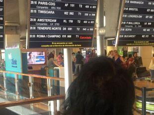 Balance de los paros en Ryanair: 29 vuelos cancelados