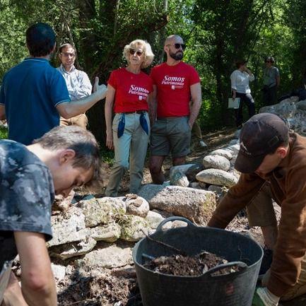 Verano entre ruinas: campos de voluntariado arqueológicos